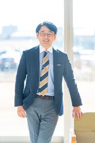 大森 昭生学長写真